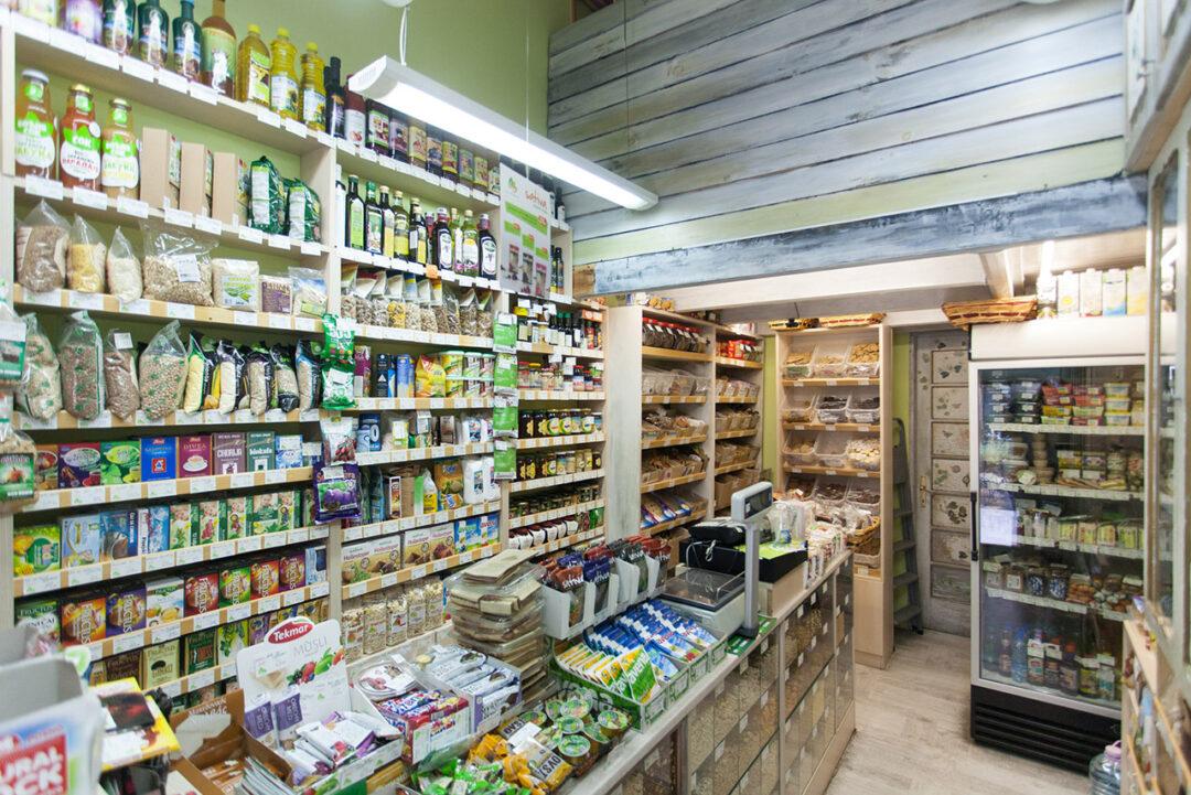 Valkyria prodavnica zdrave hrane